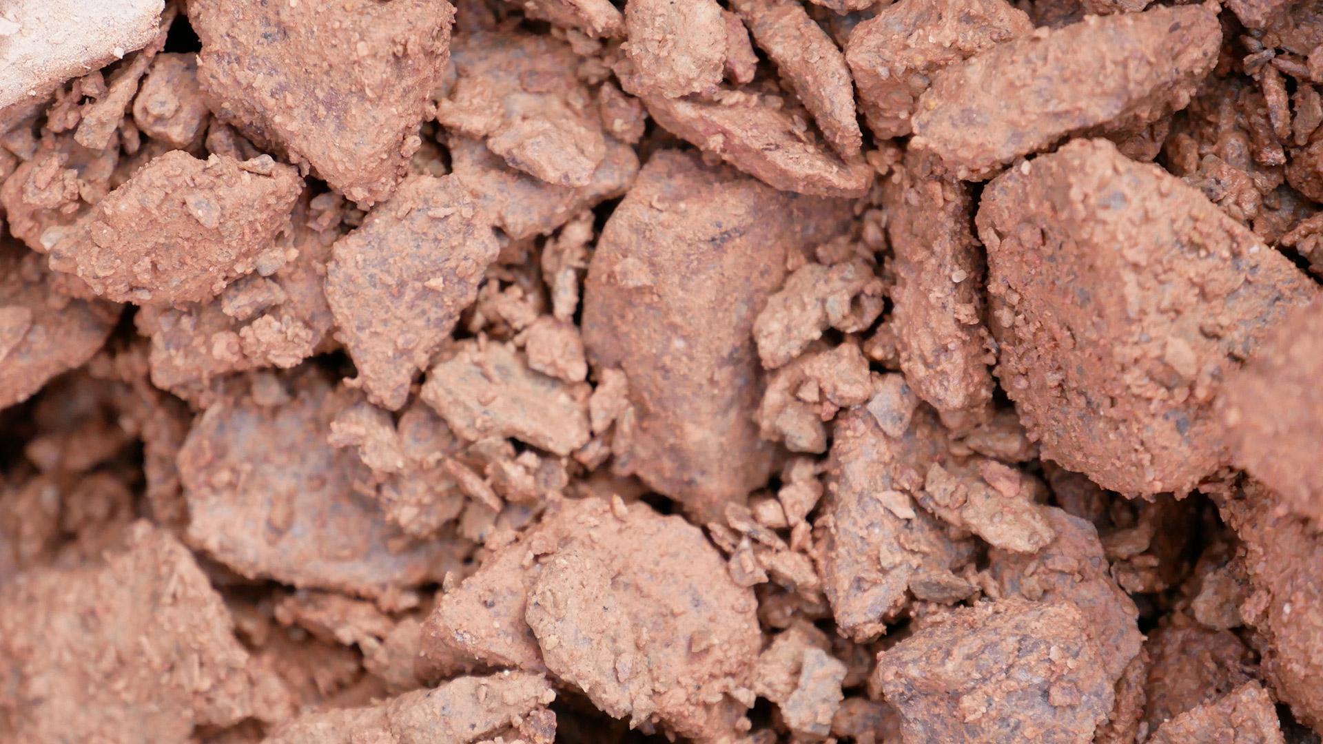 Natursteinmineralgemisch Rhyolith