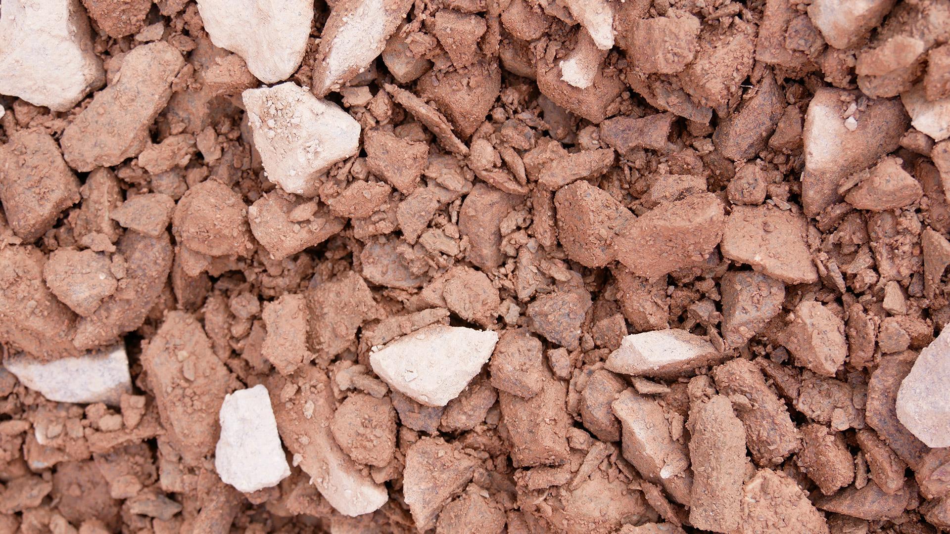 Natursteinmineralgemisch Quarzit